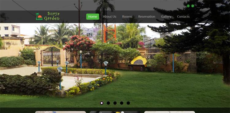 Hotel Surya Garden