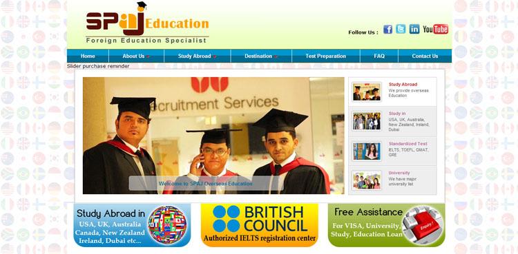 SPAJ Education